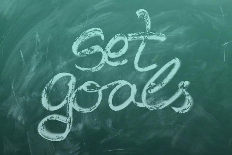How can setting goals help your fertility?